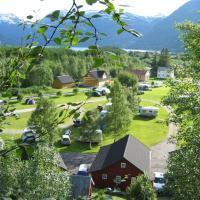Røldal Hyttegrend & Camping, hotell i Røldal