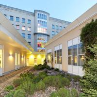ホテル ラーツヴァーゲ、マクデブルクのホテル
