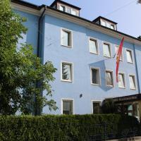 Hotel Haunspergerhof, viešbutis Zalcburge