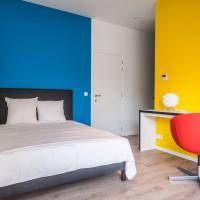 Ooostel2.be Leuven, hotel in Leuven