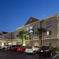 Best Western Patriots Point, hotel in Charleston