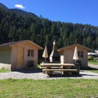 Camping Sur En, hotel in Sent
