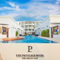 The Privilege Hotel Ezra Beach Club (SHA Certified), hotel in Bangrak Beach