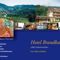 Hotel Brandbach, отель в Засбахвальдене