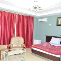 Royal Hotel, отель в городе Браззавиль
