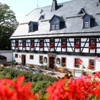 Hotel Folklorehof, ξενοδοχείο στο Κέμνιτς