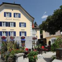 Hotel Restaurant Krone, Hotel in Schruns-Tschagguns