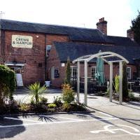 Crewe & Harpur, Derby by Marston's Inns, готель у місті Дербі
