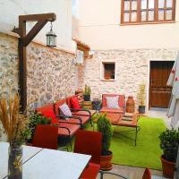 Casa Rural El Cencerro, hotel em Villamanrique de Tajo