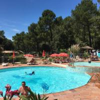 Camping la Simioune en Provence