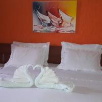 Athens Palace Hotel, hotel in Santa Bárbara
