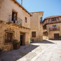 El Bulín de Pedraza - Casa del Serrador, hotel en Pedraza