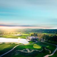 Zala Springs Golf Resort, hotel in Zalacsány