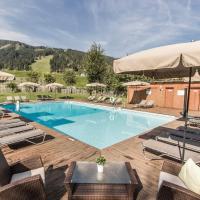 Familienresort Reslwirt, hotel ve Flachau