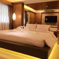 Nava Grand, hotel en Ban Talat Rangsit