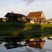 Viesnīca Aglonas Līdakas pilsētā Priežmale