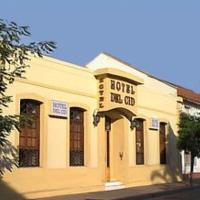 Hotel del Cid, отель в городе Ла-Серена