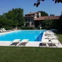 칼바기스델라리비에라에 위치한 호텔 Residence Il Borgo Antico