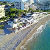 Villa Azur, hotel en Villeneuve-Loubet