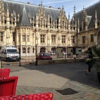 Les Initiés, hotel en Rouen
