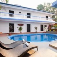 Mulberry Mint Calangute Goa, hotel in Calangute