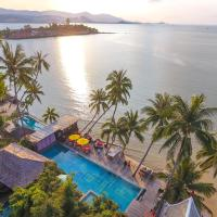 Tango Luxe Beach Villa Samui, hotel in Choeng Mon Beach