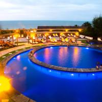 Long Beach, hotel in Canoa Quebrada