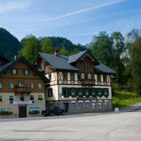 Jugendgästehaus Gosauschmied – hotel w mieście Gosau