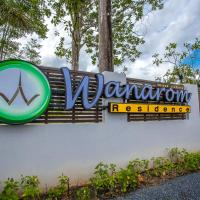 Wanarom Residence Hotel, hotel near Krabi International Airport - KBV, Krabi
