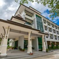 Wanarom Residence Hotel, hotel near Krabi International Airport - KBV, Krabi town