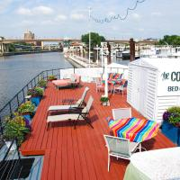 The Covington Houseboat, hotel in Saint Paul