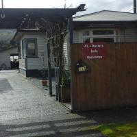 Al and Rosies B+B, hotel in Greymouth