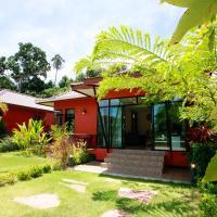 Saree Lagoon Villa Koh Samui, hotel in Lipa Noi