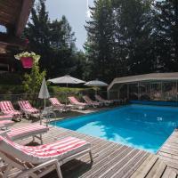 Hotel Adret, hôtel à Les Deux Alpes