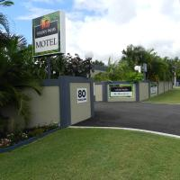 Golden Palms Motor Inn, hotel in Bundaberg