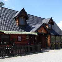 Ranch pod lesom Slovensky Raj