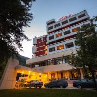 Hotel Domogled, hotel in Băile Herculane
