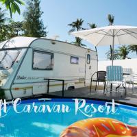 Loft Caravan Resort, hotel in Haad Chao Samran