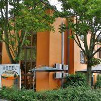 Hotel Toskana, hotel in Wiesbaden