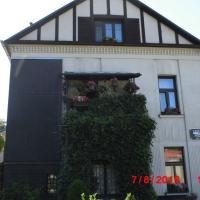 Apartmán v secesní vile, отель в городе Úpice