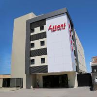 Litani Comfort Inn, hotel in Santa Fé do Sul