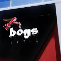 7Boys Hotel、アンマンのホテル