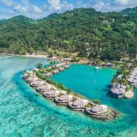 Koro Sun Resort & Rainforest Spa, hotel in Savusavu