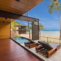 The Cabin Beach Resort, hotel in Haad Rin