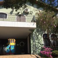 Hospedaria Frei Caneca, hotel in Itararé