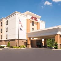 Hampton Inn & Suites Mansfield South @ I 71, hotel in Mansfield