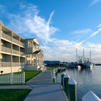 Hampton Inn & Suites Chincoteague-Waterfront, Va, hotel i Chincoteague