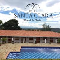 Hotel boutique Santa Clara Mesa de los Santos