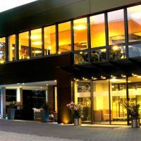 Hotel Central, hotel in Hof