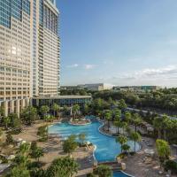 Hyatt Regency Orlando, hotel in International Drive, Orlando